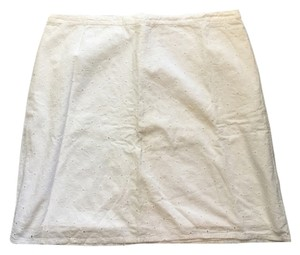 Old Navy Skirt White