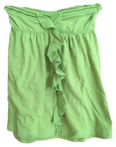 Abercrombie & Fitch Green Halter Top