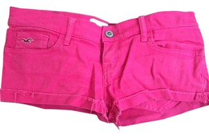 Hollister Mini/Short Shorts Pink