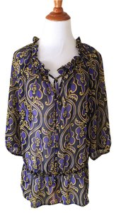 Ann Taylor LOFT Top Multi