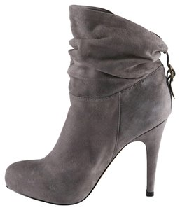 ALDO Bootie Boot High Heel Gray Boots