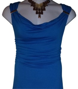 Vince Camuto Top Turquoise