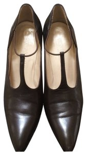 Giorgio Armani Brown Pumps