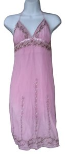 Lotta Stensson short dress Pink on Tradesy