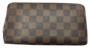 Louis Vuitton Louis Vuitton Zippy wallet Damier ebene.