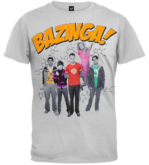 Preload https://item3.tradesy.com/images/target-grey-big-bang-theory-bazinga-tee-shirt-size-4-s-1257512-0-0.jpg?width=400&height=650