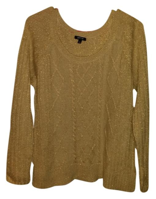 Apt. 9 Sparkle Longsleeve Stretchy Sweater