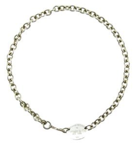 f7e9fbd6f Tiffany & Co. Return to Tiffany & Co. necklace in Sterling silver used in