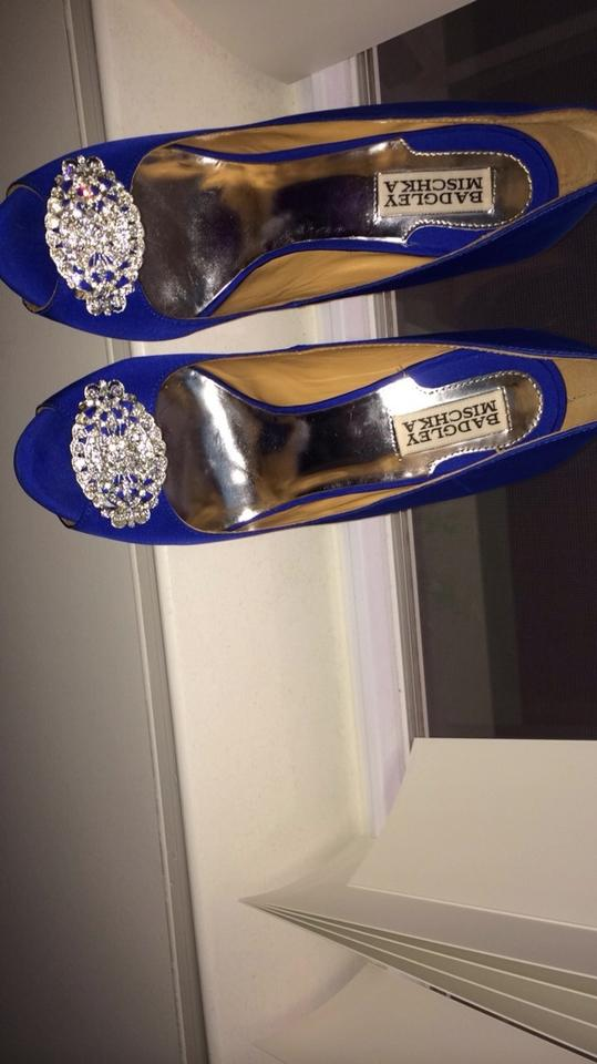 Blue Mischka Badgley Badgley Mischka Tqtg6g