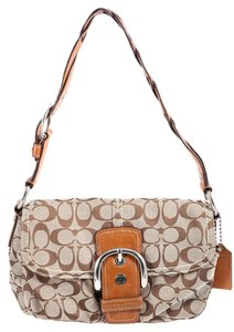 Coach Signature Shoulder Bag