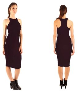 Black Maxi Dress by Atid Bodycon Date Night