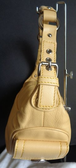Marc Jacobs Leather Silver Hardware Studded Dust Hobo Bag Image 3