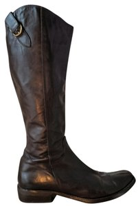 Charles by Charles David Riding Brown Boots