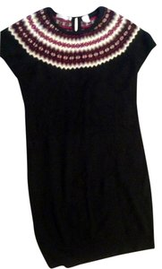 Autumn Cashmere short dress black on Tradesy