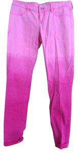 Hollister Skinny Pants Pink ombre