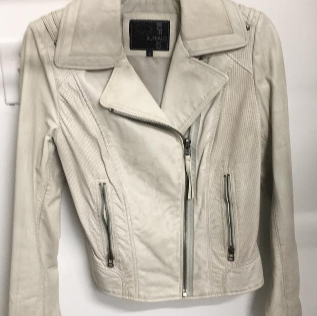 Buffalo David Bitton Leather Jacket Image 1
