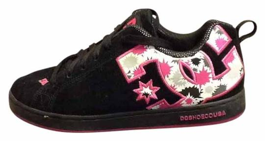 Preload https://item5.tradesy.com/images/dc-shoes-blackpink-skater-padded-grip-sole-comfortable-casual-low-top-lace-up-leather-sneakers-size--1258059-0-0.jpg?width=440&height=440