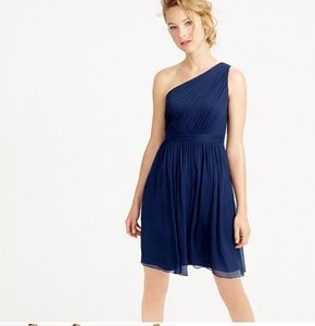 J.Crew Dark Cove Kylie Dress Item 41825 Dress