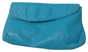 Nila Anthony Turquoise Clutch
