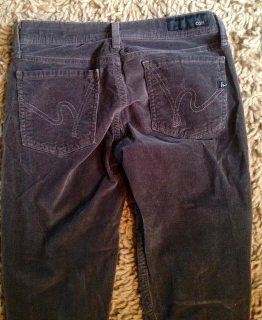 Citizens of Humanity Straight Pants gray