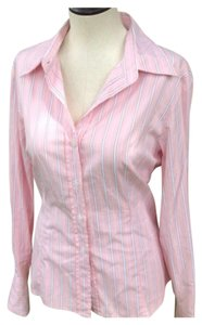 MICHAEL Michael Kors Button Down Shirt Pink