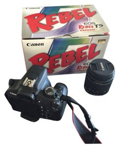 Canon EOS Rebel T5 DSLR Camera with 18-55mm IS Lens