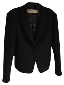 Burberry Wool Black Blazer
