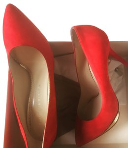 Charlotte Olympia Rare Brand New New Red Pumps