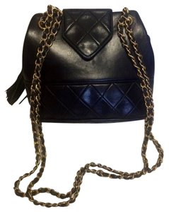 Chanel Retired Model Vintage Piece Shoulder Bag