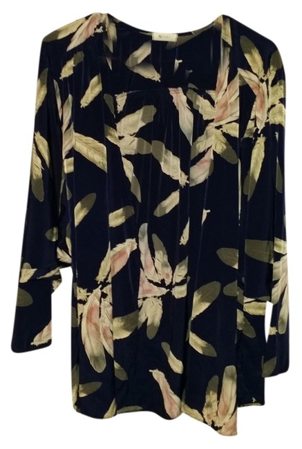 Everly Floral Flowy Oversized Soft Comfortable Cape