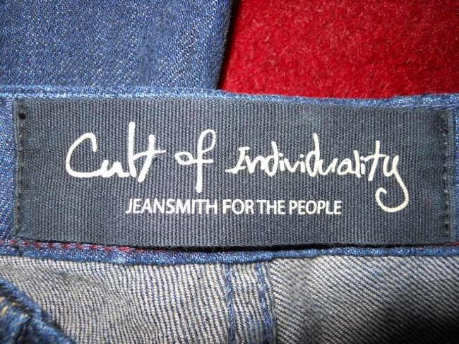 Cult of Individuality Boot Cut Jeans-Dark Rinse