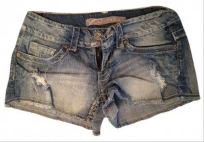 refuge Mini/Short Shorts faded blue