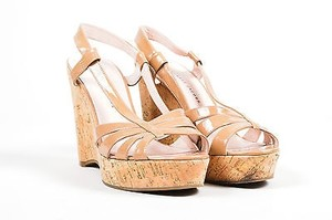 Marc by Marc Jacobs Nude Beige Sandals