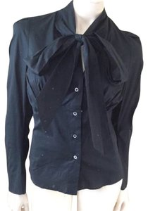 Vivienne Westwood Button Down Shirt Black