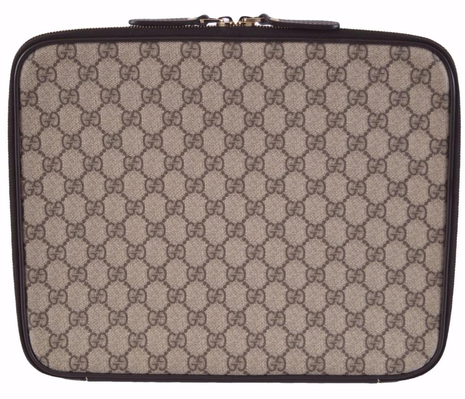 73c20bf05d5 Gucci beige new guccissima small computer laptop tablet jpg 960x823 Small  gucci laptop case