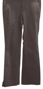 Old Navy Mid Rise Flare Flare Pants Charcoal grey