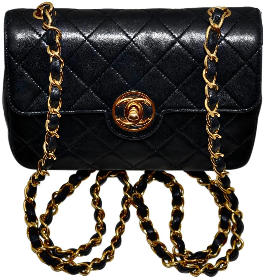 02972d302952 Chanel Paris Quilted Lambskin Single Flap 6.5