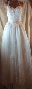 Jacquelin Exclusive Jacquelin Halter ~ Style 9218 Wedding Dress