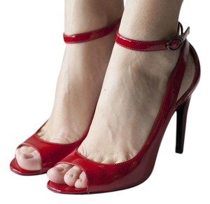 Via Spiga Red Sandals