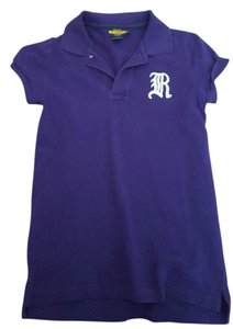 Rugby Ralph Lauren T Shirt purple