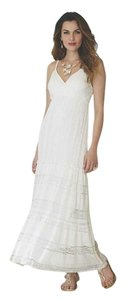 White Maxi Dress by Midnight Velvet