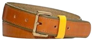 Tory Burch Skinny Belt With Contrast Keeper size M (with dustbag)