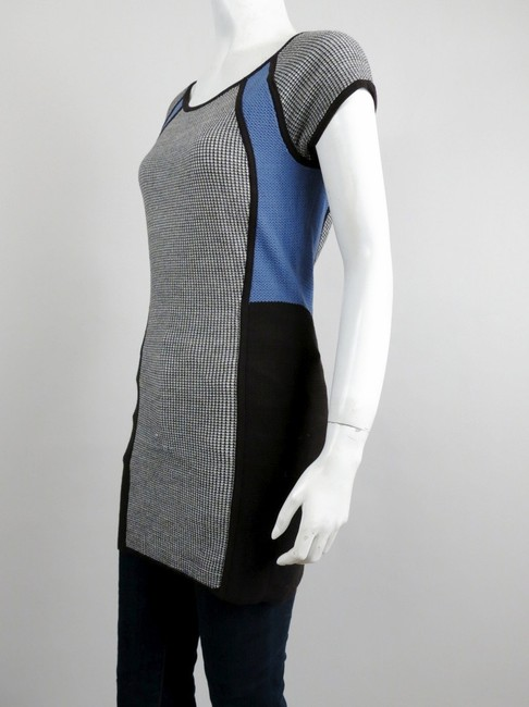 A|X Armani Exchange Colorblock Color-blocking Tunic