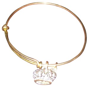 Juicy Couture Juicy Couture Princess Crown Bangle