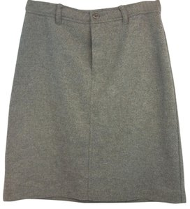 J.Crew J. Crew Wool Pencil Skirt