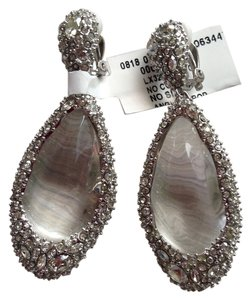 Alexis Bittar Lucite clip earrings
