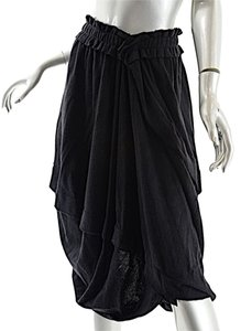 Donna Karan Urban Zen Skirt Black