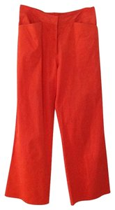 French Connection Trouser Pants Orange