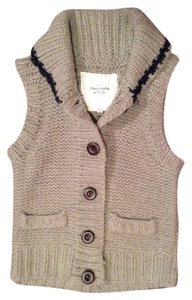 Abercrombie & Fitch Wool A&f Vest