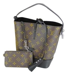 Louis Vuitton Chic Monogram Leather Lv Idole Hobo Bag